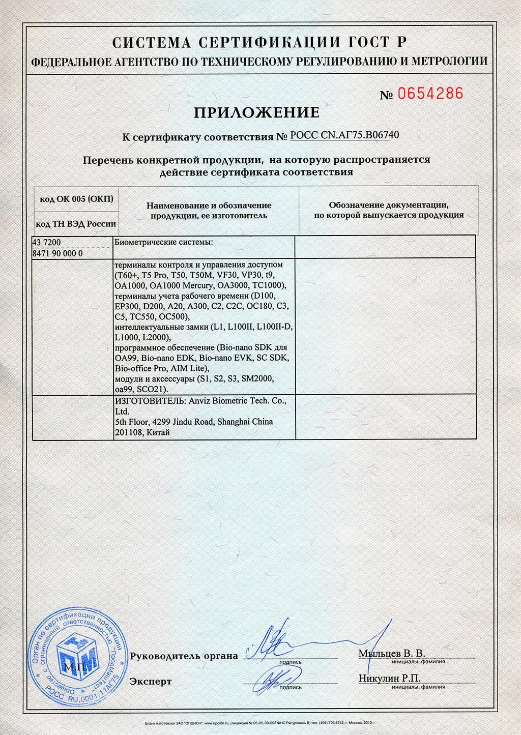 Гост сертификат является единственным в сертификация оценщиков казахстан